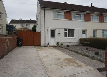 Thumbnail 3 bed end terrace house for sale in Moorland Road, Neath