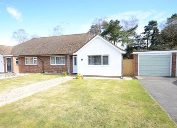 Thumbnail 3 bed bungalow to rent in The Verne, Church Crookham, Fleet