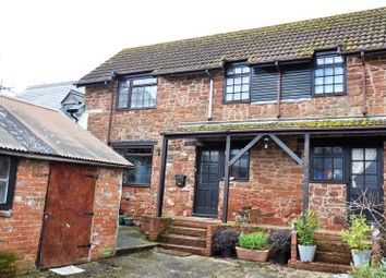 Thumbnail 1 bed cottage to rent in Broadclyst, Exeter