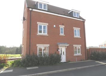Thumbnail 4 bed detached house for sale in Booths Farm Close, Birmingham
