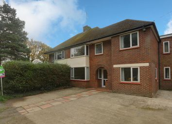 Thumbnail 5 bedroom semi-detached house for sale in Bath Road, Padworth, Reading
