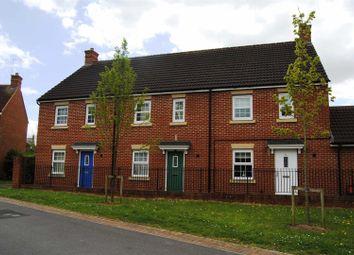Thumbnail 3 bedroom terraced house for sale in Thursday Street, Swindon