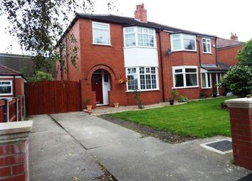Thumbnail 3 bed semi-detached house for sale in Edge Fold Road, Worsley, Manchester, Greater Manchester
