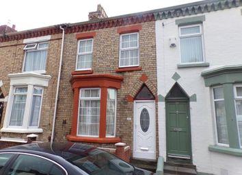 Thumbnail 4 bed terraced house for sale in Makin Street, Walton, Liverpool, Merseyside