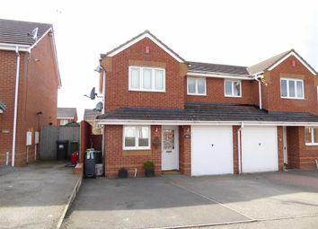 Thumbnail 3 bed semi-detached house to rent in Bushy End, Warwick, Warwickshire