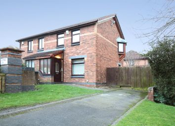 Thumbnail 2 bedroom semi-detached house for sale in Gorse Lea, Leeds