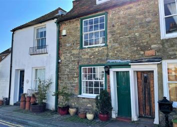 Thumbnail 2 bed terraced house for sale in The Bayle, Folkestone