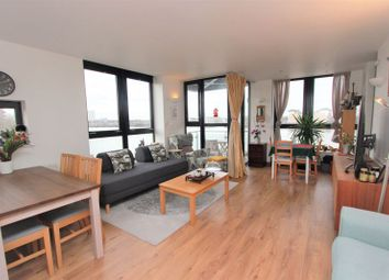 Thumbnail 2 bed flat to rent in Ocean Wharf, Canary Wharf