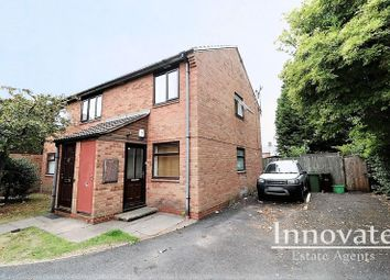Thumbnail 2 bed flat for sale in Merstone Close, Bilston