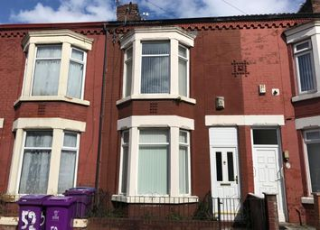 Thumbnail 3 bed shared accommodation to rent in Gloucester Road, Liverpool