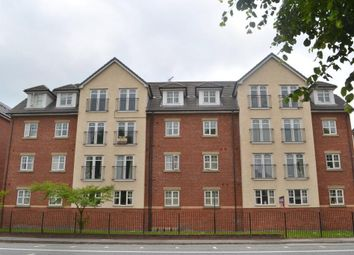 Thumbnail 2 bed flat for sale in Egremont Court, Wilderspool Causeway, Warrington