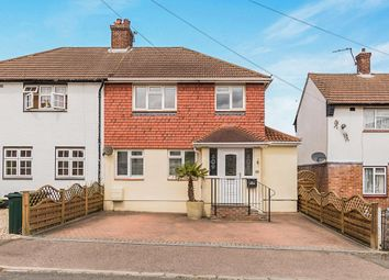Thumbnail 3 bed semi-detached house for sale in Albert Road, Dartford