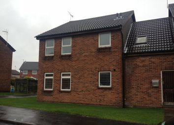 Thumbnail 1 bedroom flat to rent in Grange Field Way, Leeds