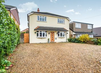 Thumbnail 4 bed detached house for sale in Sheepcot Lane, Leavesden, Watford