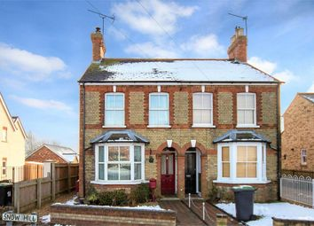 Thumbnail 3 bed semi-detached house for sale in Snow Hill, Maulden, Bedford
