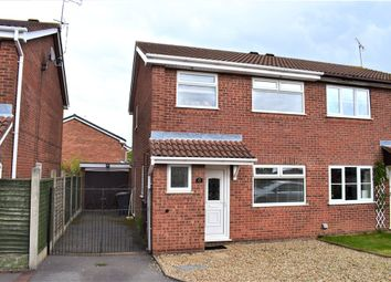 Thumbnail 3 bedroom semi-detached house for sale in Blackthorn Grove, Whitestone, Nuneaton, Warwickshire