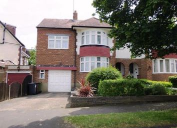 Thumbnail 3 bed semi-detached house for sale in Highfield Way, Potters Bar, Hertfordshire