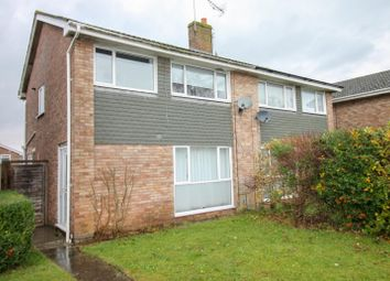 Thumbnail 3 bed semi-detached house for sale in Nightingale Gardens, Nailsea, North Somerset