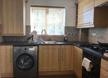 Thumbnail 1 bed flat to rent in New Bridge Road, Glen Parva, Leicester