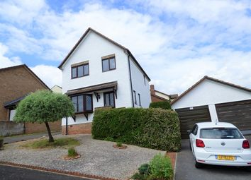 Thumbnail 3 bedroom detached house for sale in Newbery Close, Colyton