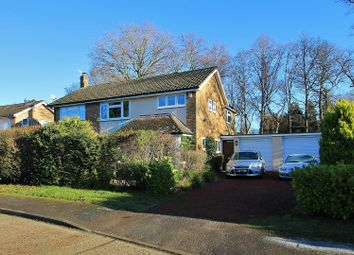 Thumbnail 4 bed detached house for sale in Send, Woking, Surrey
