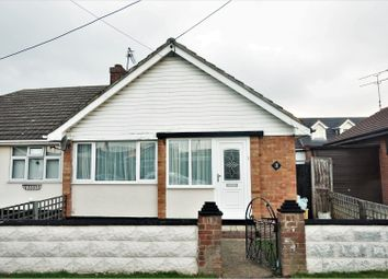 Thumbnail 1 bed semi-detached bungalow for sale in Temptin Avenue, Canvey Island