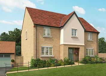 Thumbnail 5 bed detached house for sale in Higham Road, Burton Latimer, Northamptonshire