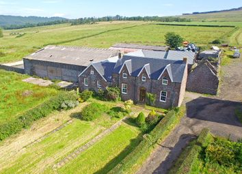 Thumbnail 4 bed farmhouse for sale in Cardross, Dumbarton