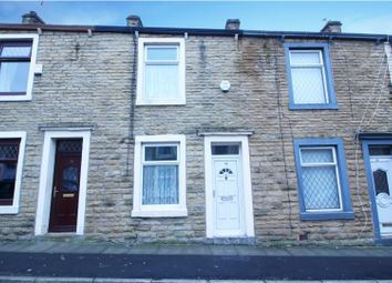 Thumbnail 2 bed terraced house for sale in Edleston Street, Accrington, Lancashire