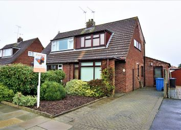 Thumbnail 3 bed semi-detached house for sale in Temple Road, Ipswich