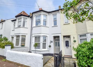 Thumbnail 3 bed terraced house for sale in Lymington Avenue, Leigh-On-Sea, Essex