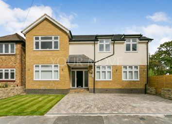Thumbnail 4 bed detached house for sale in Park Drive, Romford