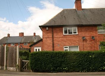 Thumbnail 2 bed terraced house for sale in Hempshill Lane, Bulwell, Nottingham
