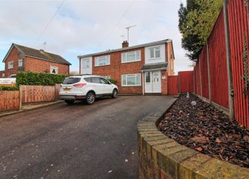 Thumbnail 3 bed semi-detached house for sale in Bowling Green Lane, Buntingford