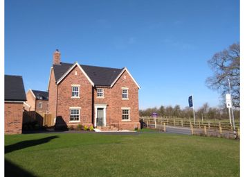 Thumbnail 4 bedroom detached house for sale in Steeple View Lane, Appleby Magna