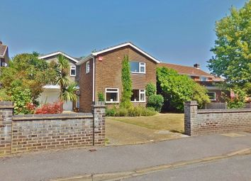 Thumbnail 4 bed detached house for sale in Sumar Close, Stubbington, Fareham