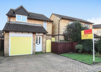 Thumbnail 3 bed detached house for sale in Lime Crescent, Southwold Bicester