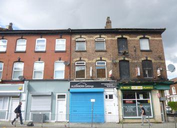 Thumbnail 1 bedroom flat to rent in Prescot Road, Liverpool