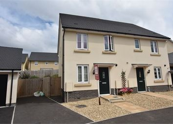 2 bed semi-detached house for sale in Baron Way, Newton Abbot, Devon. TQ12