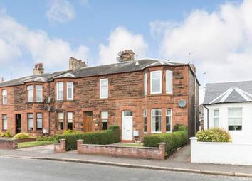 Thumbnail 2 bed flat for sale in Bellesleyhill Avenue, Ayr, South Ayrshire, Scotland