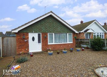 Thumbnail 2 bed detached bungalow for sale in St Annes Way, Belton, Great Yarmouth, Norfolk