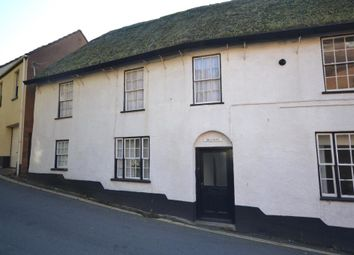 Thumbnail 1 bed flat to rent in Fore Street Hill, Budleigh Salterton, Devon