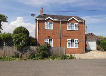 Thumbnail 3 bed detached house for sale in Roman Bank, Saracens Head, Lincs