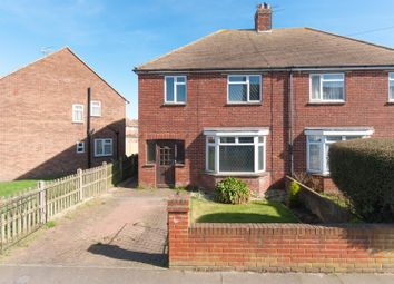Thumbnail 3 bed semi-detached house for sale in Suffolk Avenue, Westgate-On-Sea