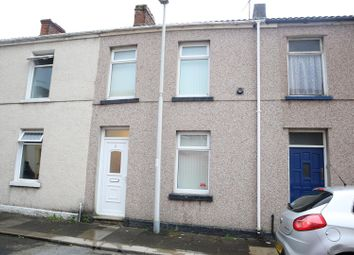 3 bed terraced house for sale in Craddock Street, Llanelli SA15