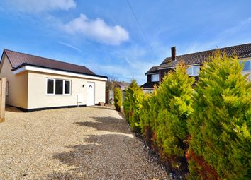 Thumbnail 1 bed detached bungalow for sale in Warner Crescent, Didcot