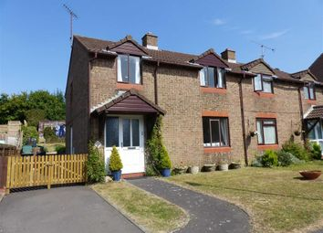 Thumbnail 3 bed semi-detached house for sale in London Close, Piddlehinton, Dorset