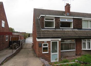 Thumbnail 3 bed semi-detached house for sale in Ladywood Road, Ilkeston
