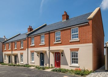 "Thumbnail 3 bedroom terraced house for sale in ""The Greylake"" at Haye Road, Sherford, Plymouth"