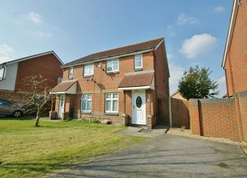 Thumbnail 2 bed semi-detached house to rent in Gordon Close, Ashford